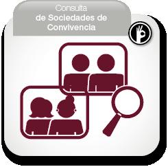 Consulta de Sociedades de Convivencia
