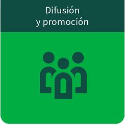 Difusión y Promoción
