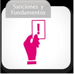 Sanciones y Fundamentos