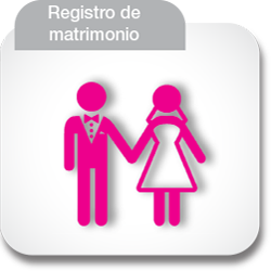 Registro de Matrimonio